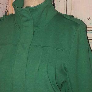 HALOGEN~(Nordstrom's) Military Inspired Jacket~M